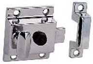 "Button Latch - 2 1/8"" x 2 1/4"""