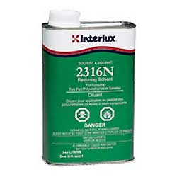 Interthane Thinner 2316 Reducing Solvent