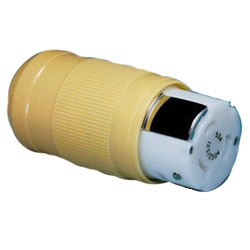 50 Amp 125/250 Volt Female Connector