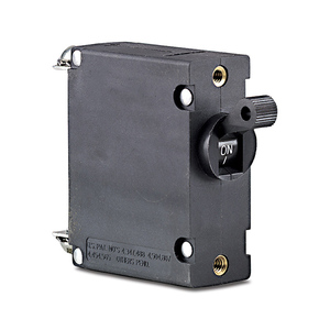 30 Amp Circuit Breaker with Black Toggle