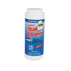 Powder Teak Cleaner - Non-Toxic, 2 LB