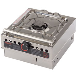 Non-Pressurized Alcohol Stove