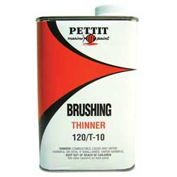 120 Brushing Thinner General Purpose