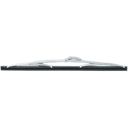 Deluxe Stainless Steel Curved Wiper Blade