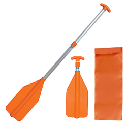 PWC Telescoping Paddle with Storage Bag