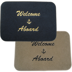 Embroidered Welcome Mats