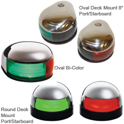 "Series 24 ""Tell-Tale"" Navigation Lights"