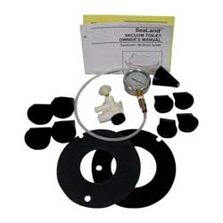 VacuFlush Head Maintenance Kit