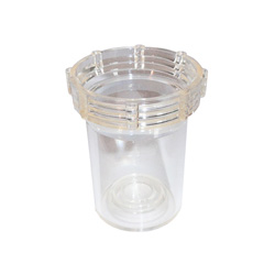 WSA/WSB-750 Glass Basket, Fits WSA-500 & 750, WSB-500 & 750