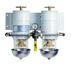 MAX Turbine Series Fuel/Water Separators