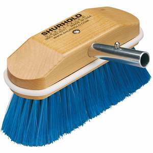 "8"" 310 Special Application Deck Brush, Blue"
