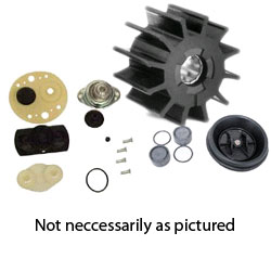 Jabsco Impeller Pump Repair Kit; For 8850-0001, 8860-0001