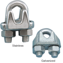 Wire-Rope Clamps