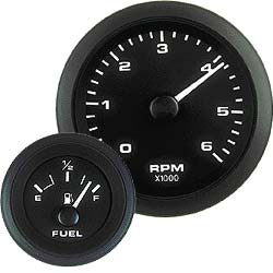 Premier Series Engine Instruments