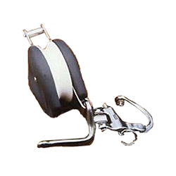 Wichard Large Snatch Block, Line Dia. to 5/8, 3,300lb. SWL Sale $299.99 SKU: 277702 ID# 35500 UPC# 768536355000 :