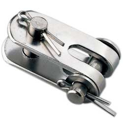 Stainless-Steel Double Jaw Toggles