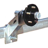 Tie Down Engineering Hub/Spare Tire Carrier