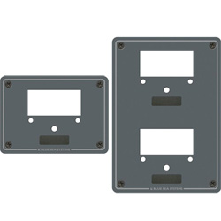 "Mounting Panel for Single 2-3/4"" Meter"
