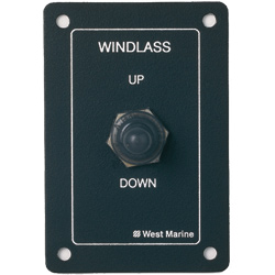 Panel-Mount Windlass Switch
