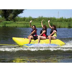 Banana Boat, 3 Person Watersled