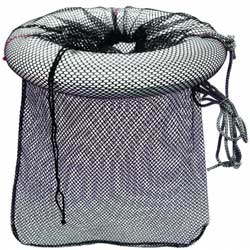 Angler's Choice Basic Flow Well Floating Bait Bag, 18