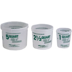 Encore Paint Multi-Measure Cup - 1/2 Pint Sale $1.69 SKU: 5357876 ID# 30308 UPC# 98262303083 :