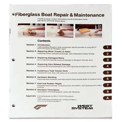 Fiberglass Boat Repair and Maintenance Book