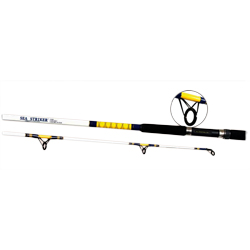Sea Striker Surf Spinning Rod, Medium Power, 10-25lb, Line Class, 9'