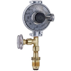 Single-Stage Tank-Mount LPG Regulator