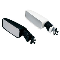 Wing II Ski Mirror - White
