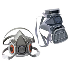 6000 Series Dual-Cartridge Respirators