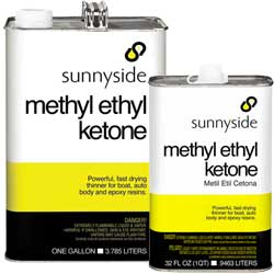 Methyl Ethyl Ketone Solvent (NOT FOR SALE IN CALIFORNIA)