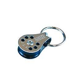 Micro Block Key Ring