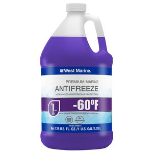 Pure Oceans -60°F Engine & Water System Antifreeze, 1 gallon