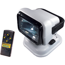 Wireless Portable Remote Controlled Spotlight