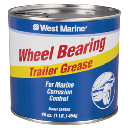 Wheel Bearing Grease - 1 Lb Tub