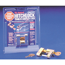 Fulton Hitch Lock