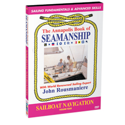 The Annapolis Book of Seamanship: Sailboat Navigation DVD
