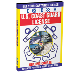 The Coast Guard License DVD