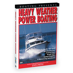 Heavy Weather Powerboat Handling DVD