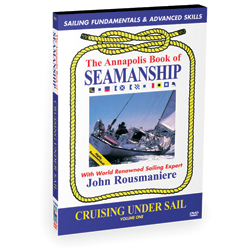 The Annapolis Book of Seamanship: Cruising Under Sail DVD