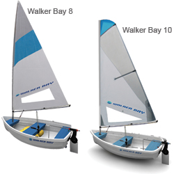Walker Bay 8 & 10 Sail Kits