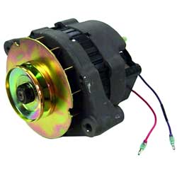 Alternator, 65 Amp for Mercruiser Stern Drives