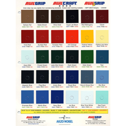 All Grip Boat Paint Colors