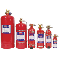 Manual/Automatic Fire Extinguishing Systems