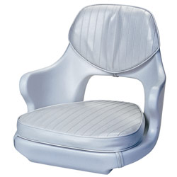 Ensign Molded Boat Seat