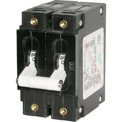 C-Series Toggle Double & Triple Pole Circuit Breakers