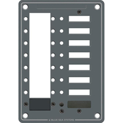 C-Series Toggle Circuit Breaker Mounting Panels