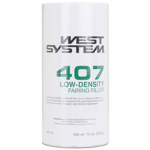 #407 Low-Density Filler, 12oz.