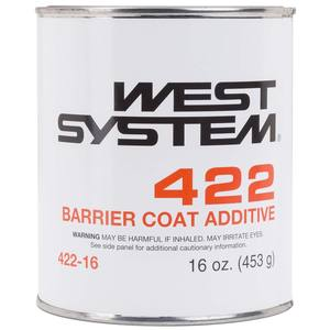 #422 Barrier Coat Additive, 16oz.